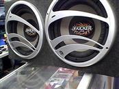 KICKER Car Speakers/Speaker System COMP VR